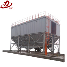 Sistema de coleta de poeira industrial coletor de pó de tecido