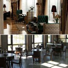 2016 Vestíbulo del hotel Café Muebles Ses
