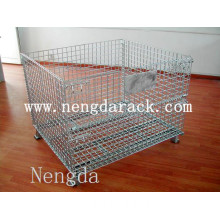 Top Quality Wire Container/Cage Container/Storage Container