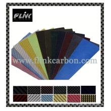 Plaque de fibre de carbone