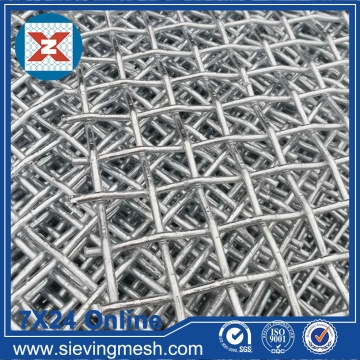 Mesh Galvanized Crimped Wire