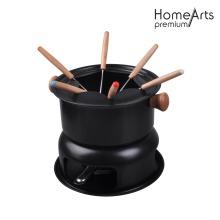 Set de mini fondue de queso para uso en el hogar