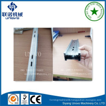 Wall partition stud steel keel