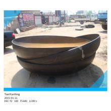 "70"" Welded A234 Wpb Carbon Steel Ellipsoidal Head"