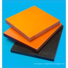 Фенольные изоляционные 3 мм ламинированная плита бакелита