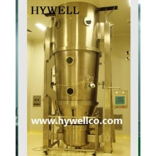 China for Granulating Coater Machine,Powder Granulator Coater, Coating Machine, Fluid Bed Coater Leading Manufacturer Hywell Supply Fluid Bed Granulator Coater Machine export to Egypt Importers