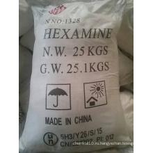 Кристаллический и порошок Гексамин 99% Мин (метенамин / уротропин)