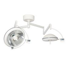 Lámpara quirúrgica eléctrica de reflexión doble examen de la cabeza