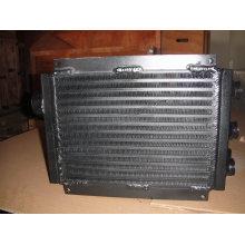 Refrigerador de ar para compressor de ar scroll