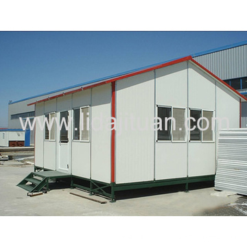 Low Cost Steel Frame Wall Panel House