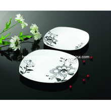 Ensemble de dîner plat 12PCS