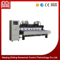 Hot sale plywood laser engraving machine and cutting machine 1290L