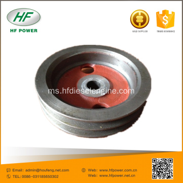 Deutz 413 Engine Parts Compressor Belt Pulley