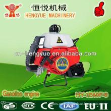 motor de gasolina para motor de gasolina pequeño cepillo cortador 1E34F