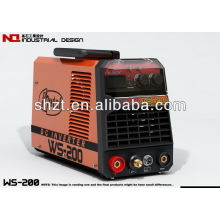 WS (M) inversor DC TIG / MMA 250Amp soldador