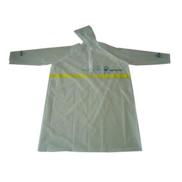 Waterproof EVA Raincoat with logo