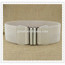 Fashion Womans elastic stretch belts
