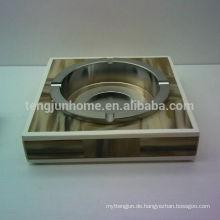 Kuhhorn einzigartige benutzerdefinierte Reifen Aschenbecher