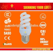 ГОРЯЧИЕ! T3 11W мини-полное спиральные энергосберегающие качества CE 10000H лампа