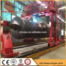MIG-welders robot oil tank automatic girth welding machine for irregular shaped tank