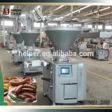 De acero inoxidable embutidor de salchicha de vacío de China