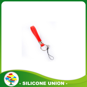 The Cheapest Promotional Customized Silicone Keychain