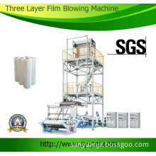 Three Layer Plastic PE Film Blowing Machine for Farmland Film (SJ-3LF45)