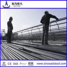 Barra de Acero de Rebar / barra de acero de China