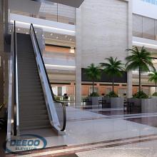 Kommerzielles ökonomisches Handelsgebäude-Mall-Wohnpassagier-Rolltreppe