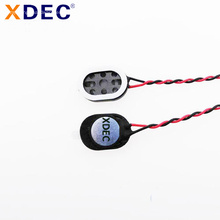 1712 8ohm 0.7w 1w altavoz de bloqueo inteligente de voz