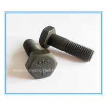 M4-M39 of Hexgon Head Bolts with Stainless Steel