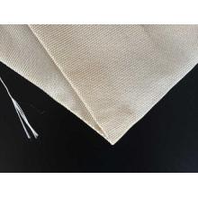 Tissu en fibre de verre avec fil d'acier