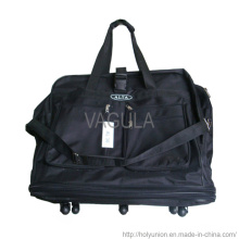 "VAGULA 36"" Rolling Wheeled Duffle Bag Spinner Suitcase Expandable Luggage"