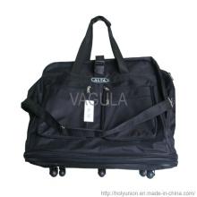 "VAGULA 36"" rolamento rodas mochila Spinner mala bagagem expansível"