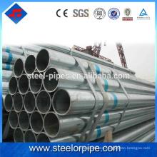 Productos innovadores para la venta sin complicaciones 40 tubos de acero galvanizado