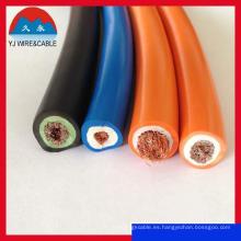 Cable de soldadura, Cable de soldadura de PVC.