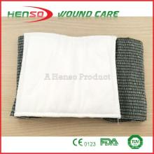 Bandagem de traumas militares de primeiros socorros HENSO