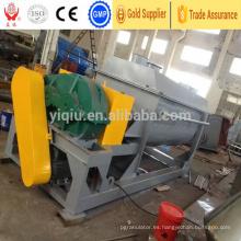 Máquina de secado de hojas huecas para secar Vinasse