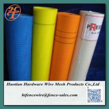 145g 5x5mm white fiberglass mesh