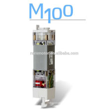 Motorized curtain motor