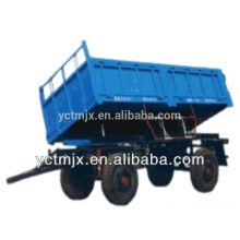 6ton LKW Anhänger mit Anhänger zum Verkauf / LKW Anhänger für den Transport