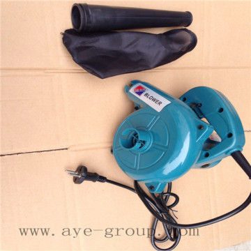ELECTRIC BLOWER FOR CLEANING MACHINES