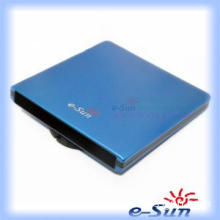 12.7mm, USB3.0 External Aluminum Slim ODD/HDD DVD-RW Drive Case