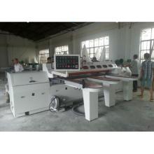 Machine de scie à panneau réciproque à coupe coulissante en bois Precision
