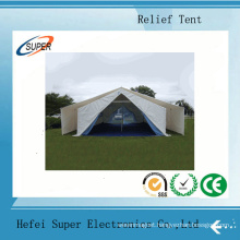 Automatic Flexible Fiberglass Disaster Relief Tents