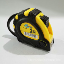 Auto Lock Rubber Coated Tape Measure
