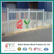 Palisade Fencing with Various Colors of China Manufacture