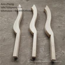 крепкие деревянные ножки неокрашенные деревянные антикварные мебельные ножки