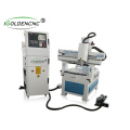 Small engraving machine medals CNC Router 3040 4040 with limit switch,metal