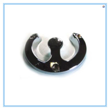 Anchor for Truck with Tie-Down Cleat and Chrome-Plated Expansion Hook